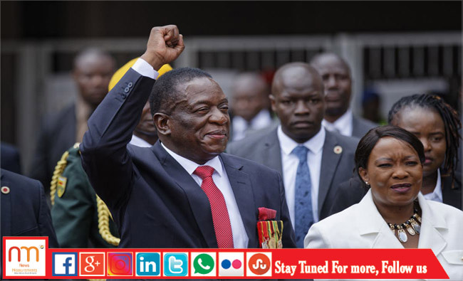 Tenuous calm follows Zimbabwe presidential elections