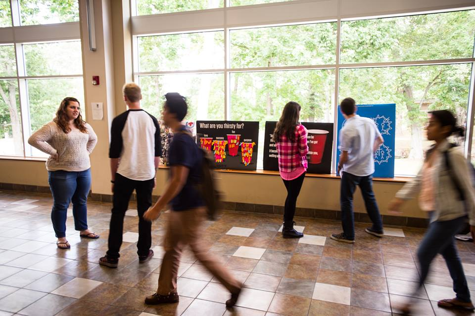 Campus Access problems may indicate short-fallings of Church