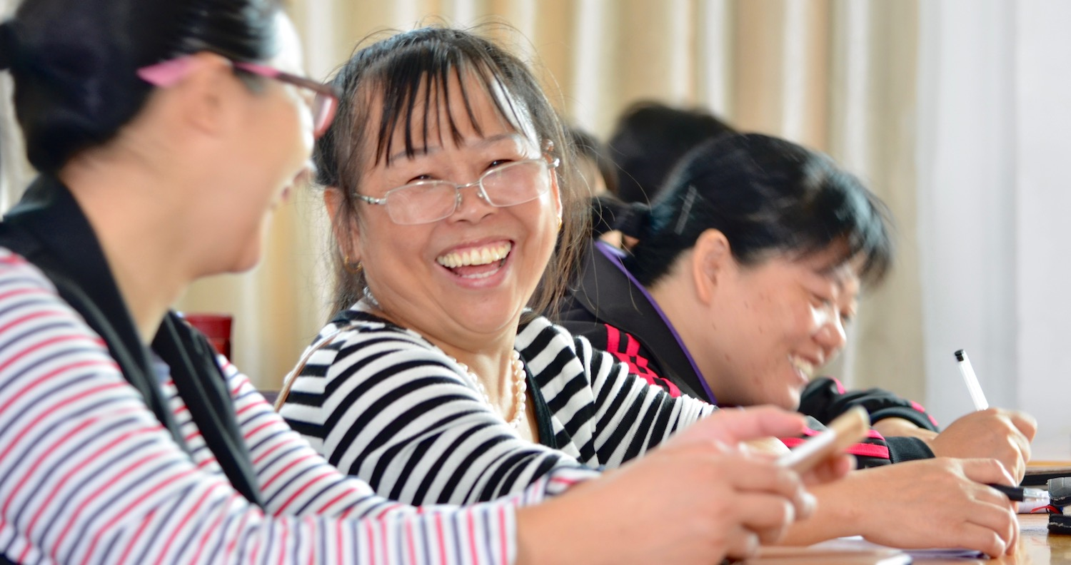 China Partner revisits its roots with October trip - Mission Network News
