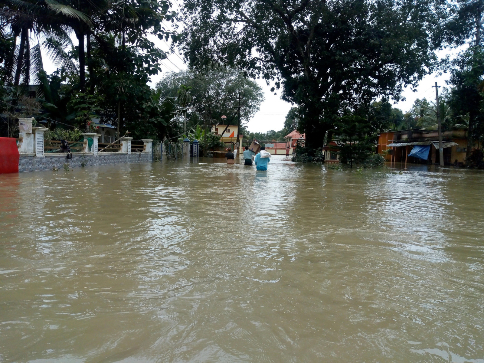 Kerala authorities assess recovery needs following historic flood
