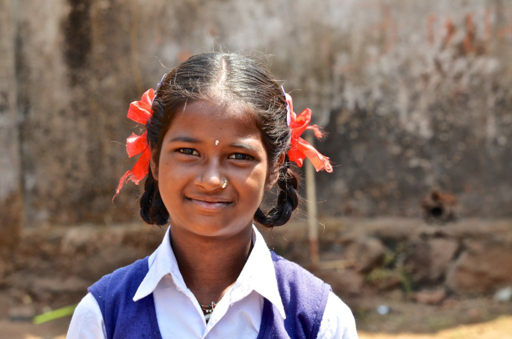 Durga finds hope through education - Mission Network News