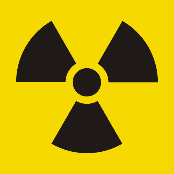 symbol for radiation