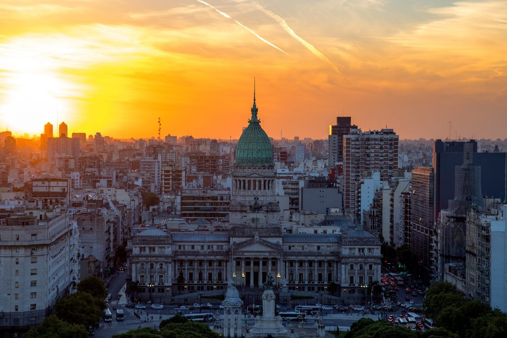argentina, buenos aires, capital, city