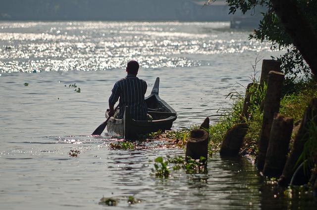 Bringing Bible hope into flood-torn Kerala
