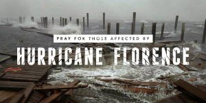 pray for hurricane florence