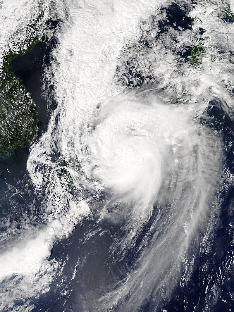 Japan hit by typhoon, followed by earthquake and landslides