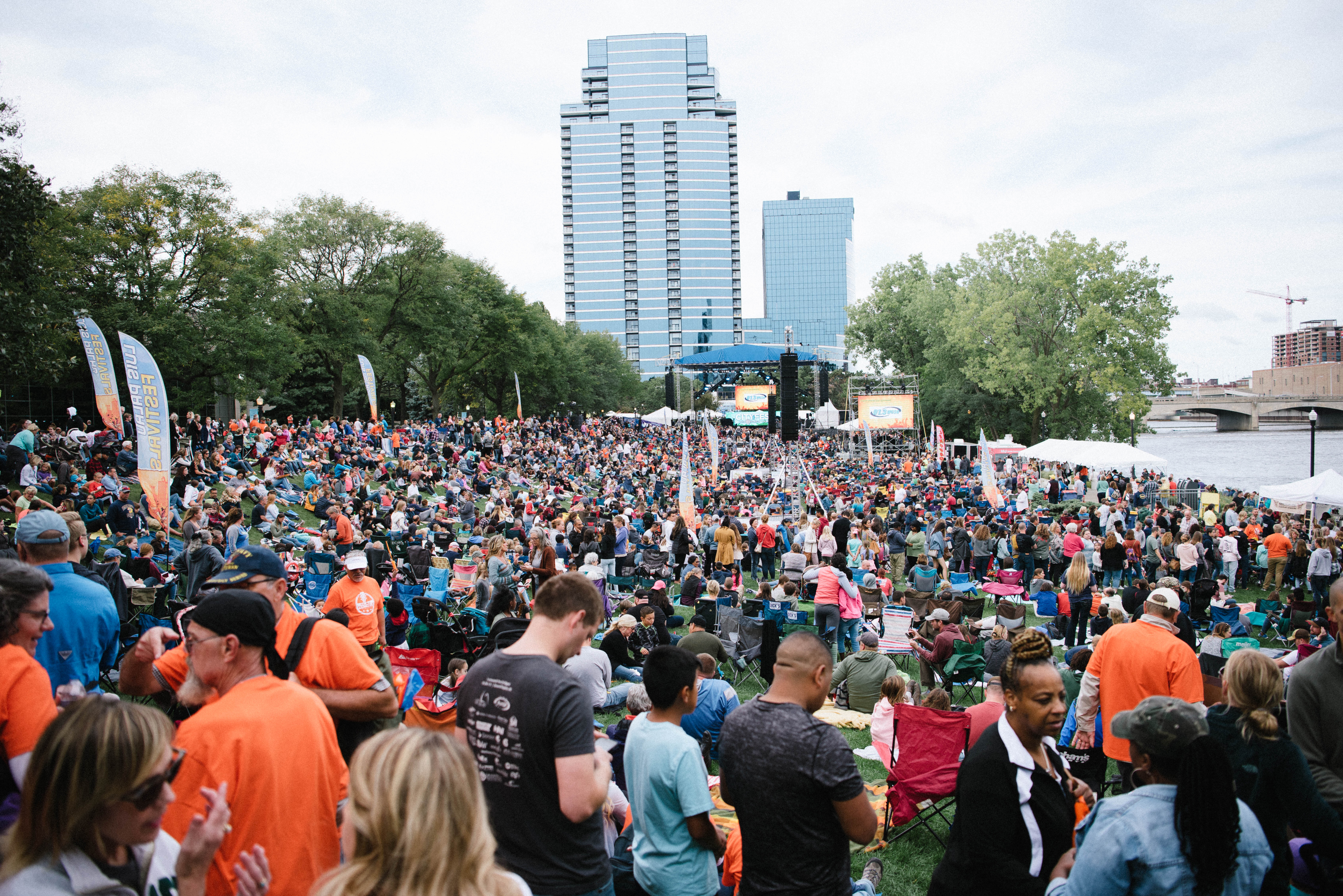 Sharing the Gospel in post-CityFest West Michigan