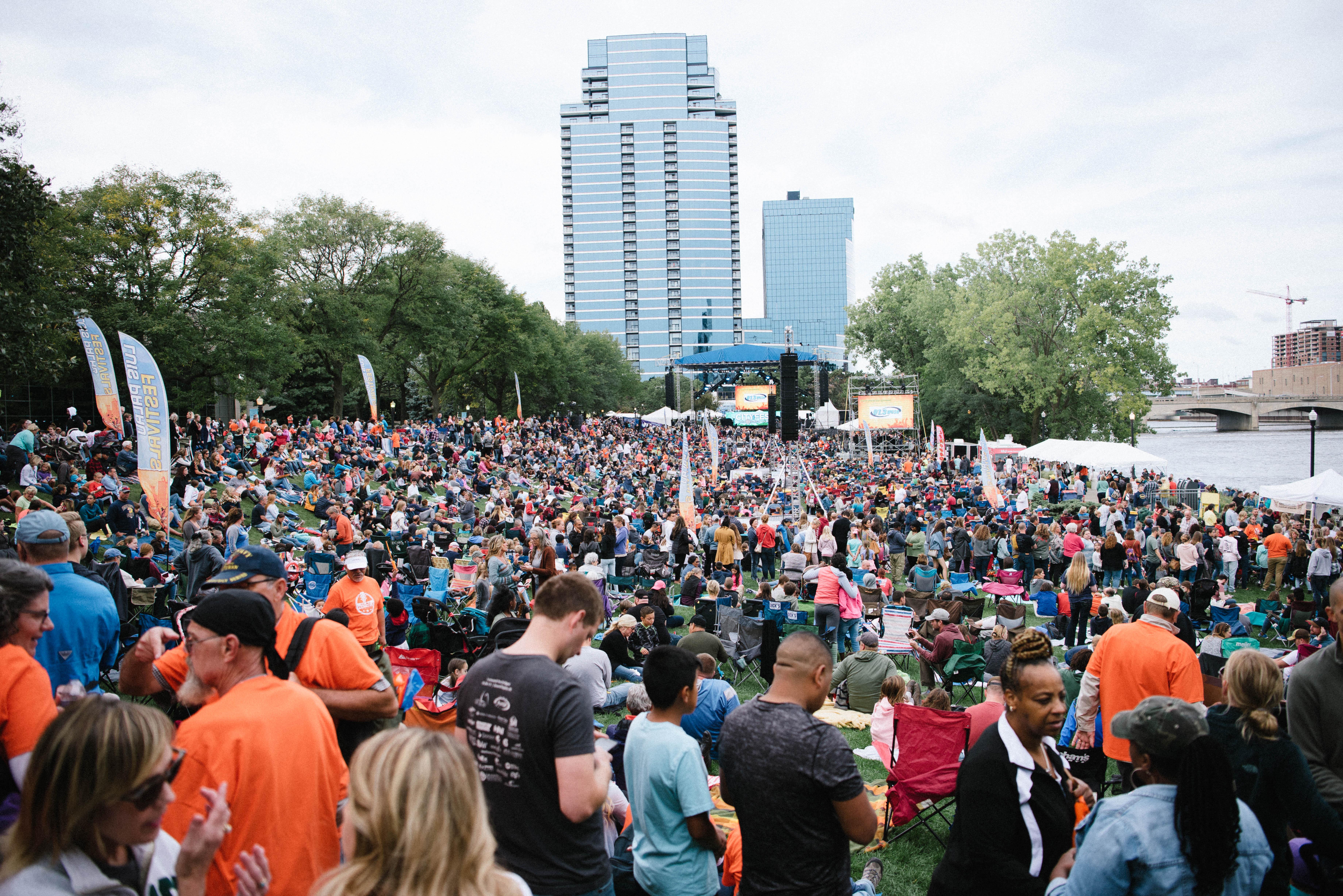 Sharing the Gospel in post-CityFest West Michigan