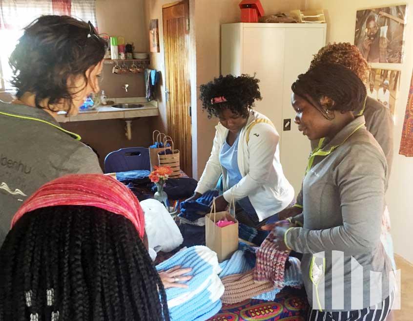 Compassionate Care ministry in Mozambique celebrates 100th patient