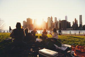unsplash, conversation, friends