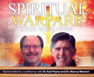 Spiritual warfare seminar coming to West Michigan - Mission