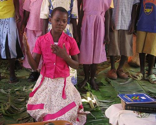 Orphans thrive despite troubled past