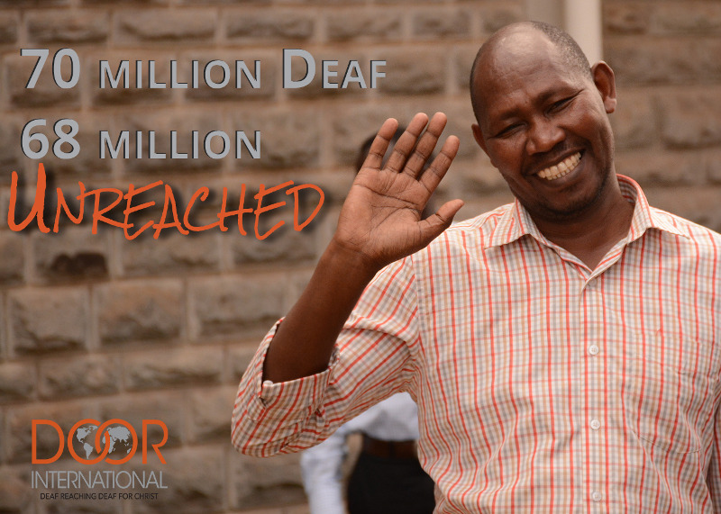 Collaboration critical to reaching Deaf for Christ