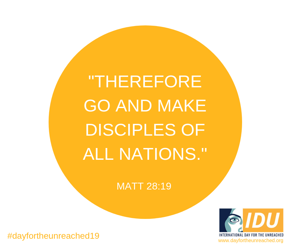 Who are the 'Unreached' and Why Does it Matter that They Get Reached?