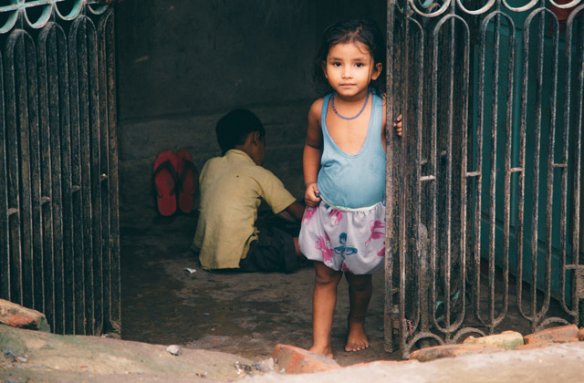 Sponsorship helps girls stay in school and off the streets - Mission Network New...
