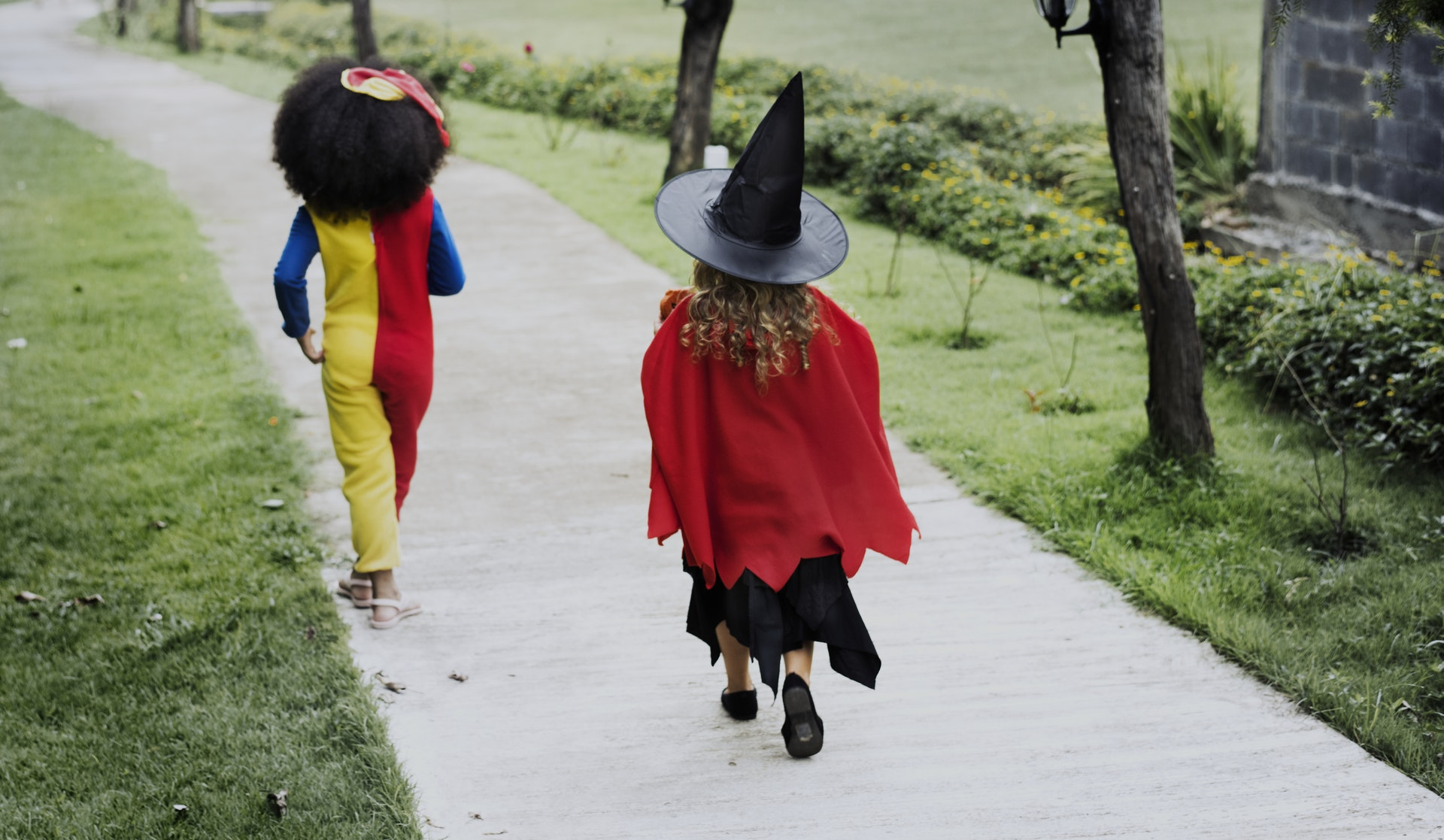 Halloween: more than costumes and candy