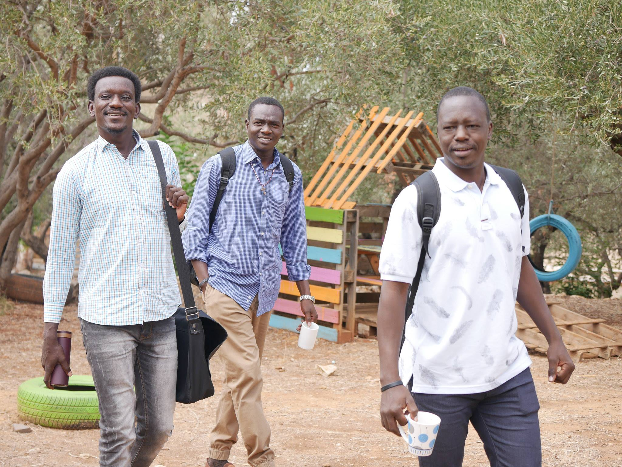 Passing through academic 'fire' to serve communities
