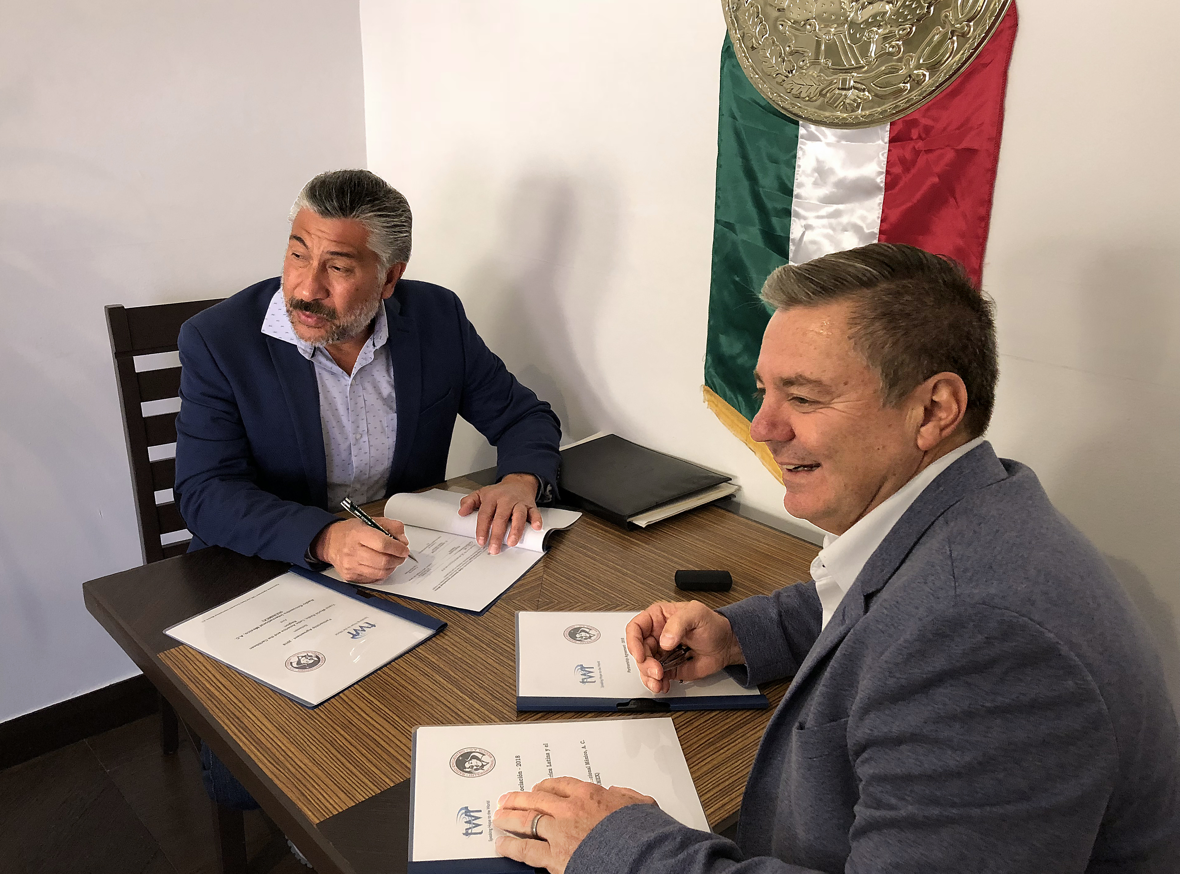 New radio partnership to open doors in Mexico