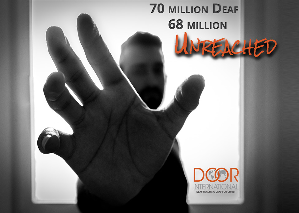 Unreached Deaf are the focus of DOOR International