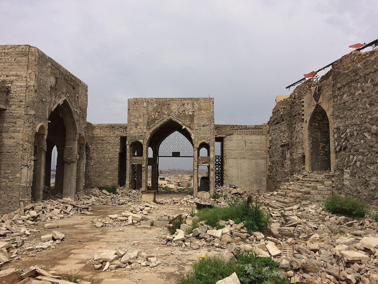 Islamic State destruction_April 2017