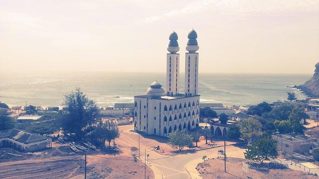 pixabay, senegal, mosque, africa