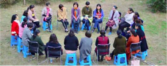 Marriage training for Chinese pastors