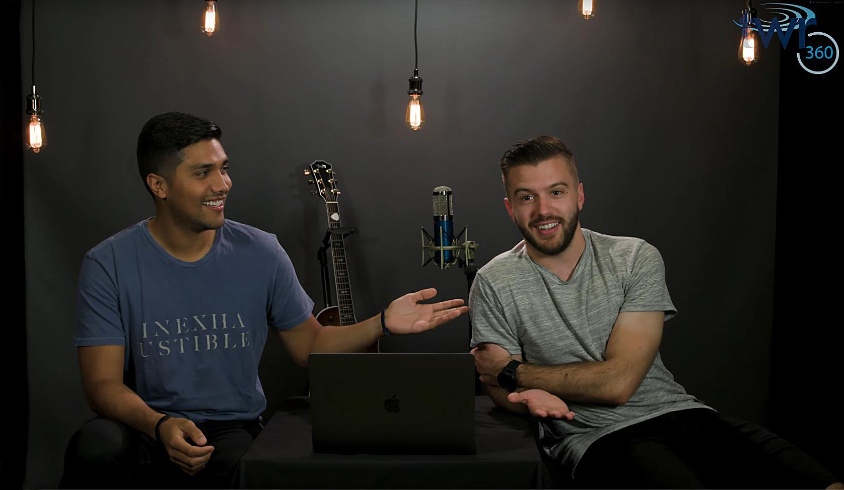 TWR360 unveils video devotional series featuring Christian singer Evan Craft