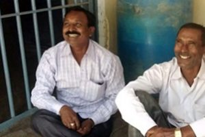 India, prison, smiling