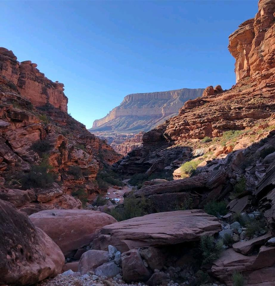 The Freedom Challenge Grand Canyon helps fight human trafficking