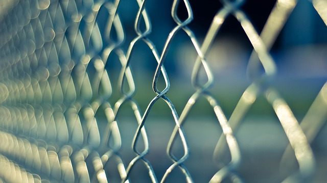 pixabay, prison, fence