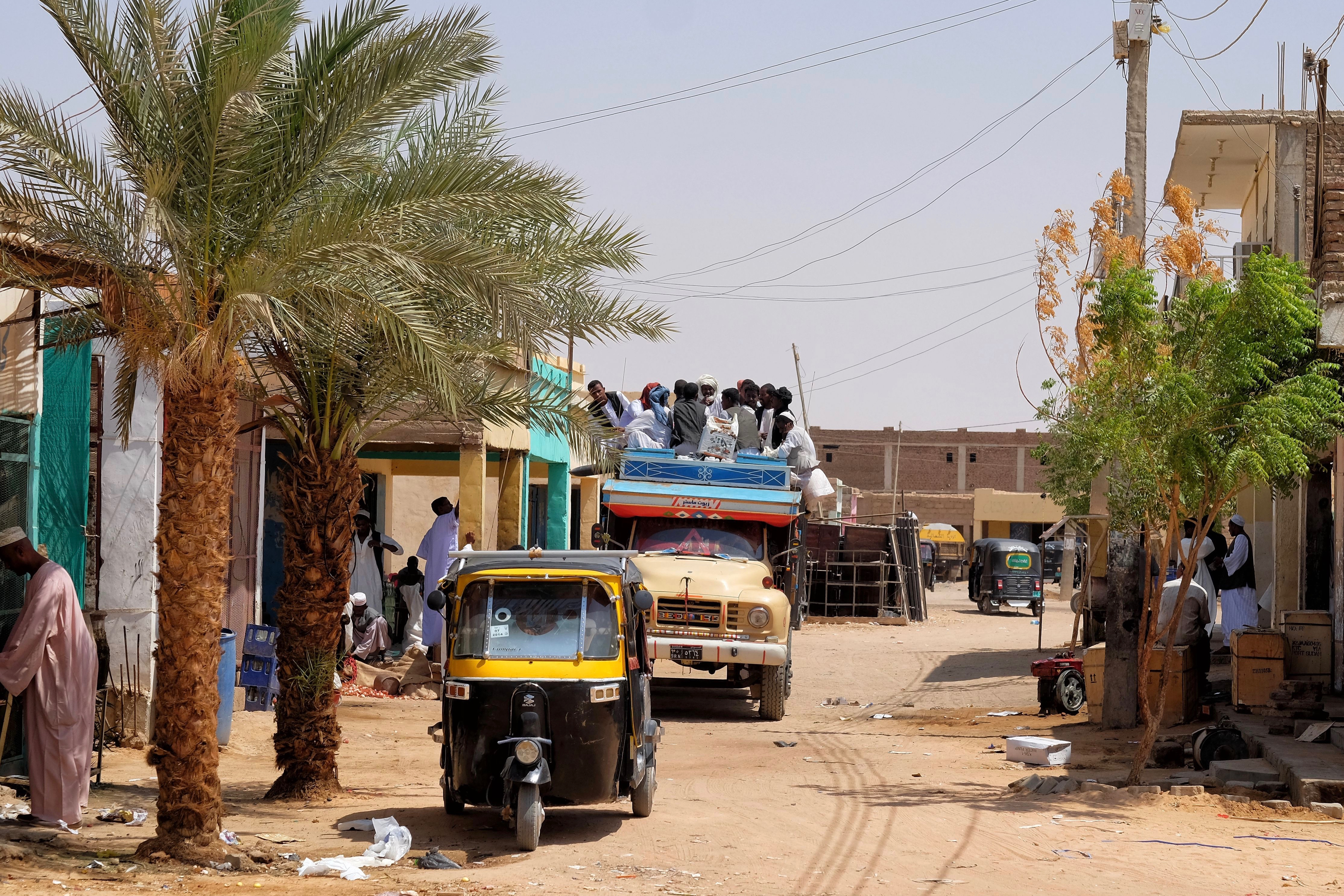 Distrust leads to lack of communication in Sudan