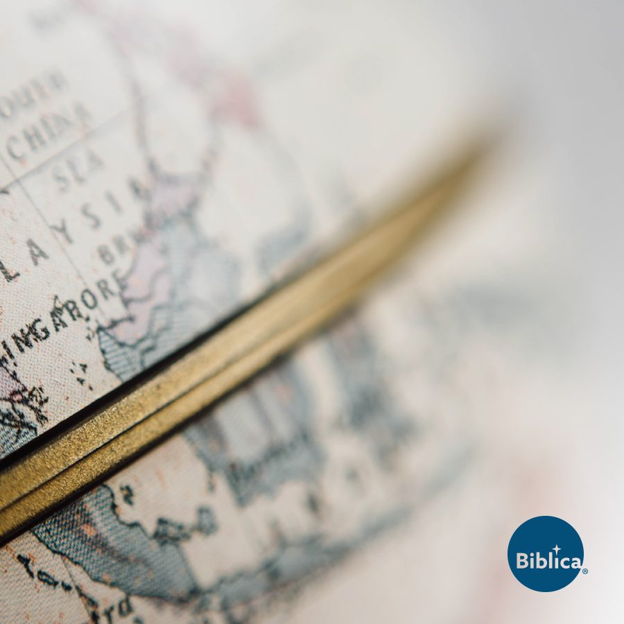 Biblica works to translate God's word in every living language