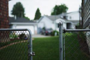 Gate, neighborhood, neighbors, unsplash