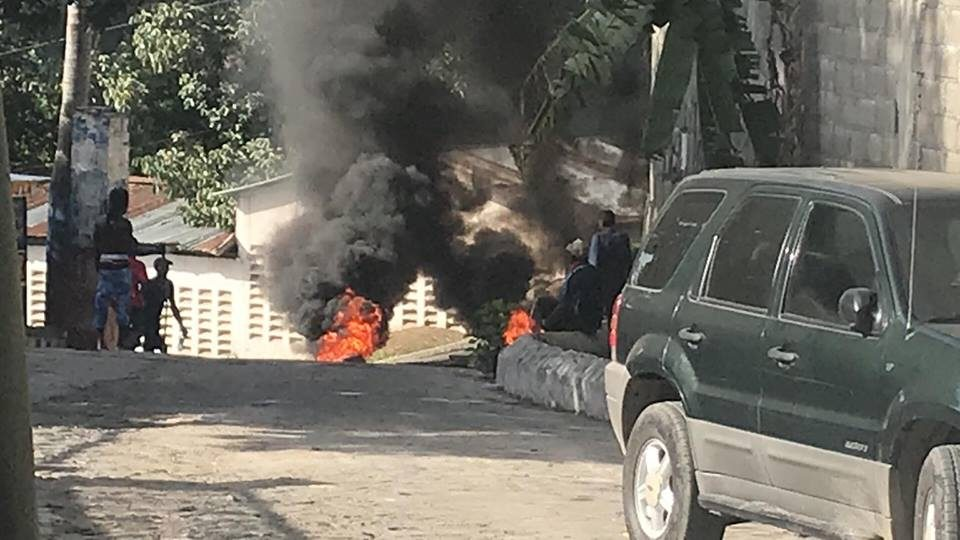 Haiti is 'on fire' after days of riots
