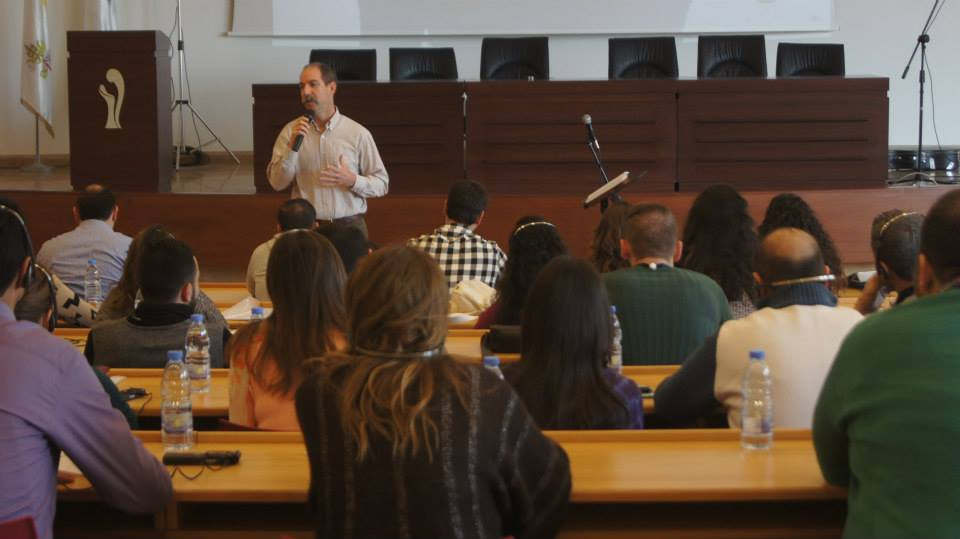 Katalyst Training to Encourage Youth Leaders in Near East