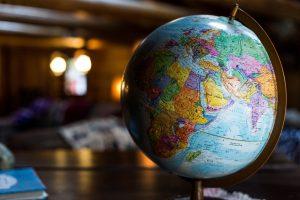 unsplash globe