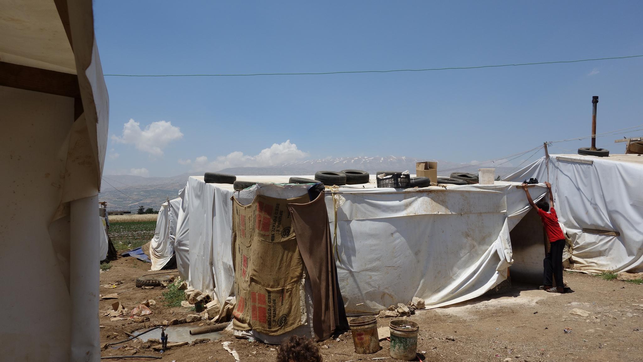 Beirut explosion will impact refugees across Lebanon