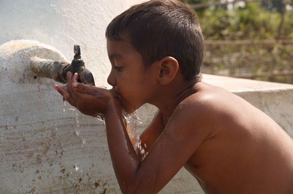 """On World Water Day 2019, start by helping """"just one"""""""