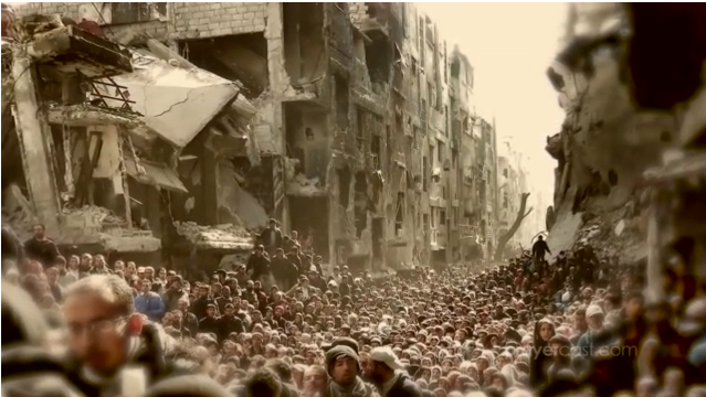 Hope remains as Syria crumbles