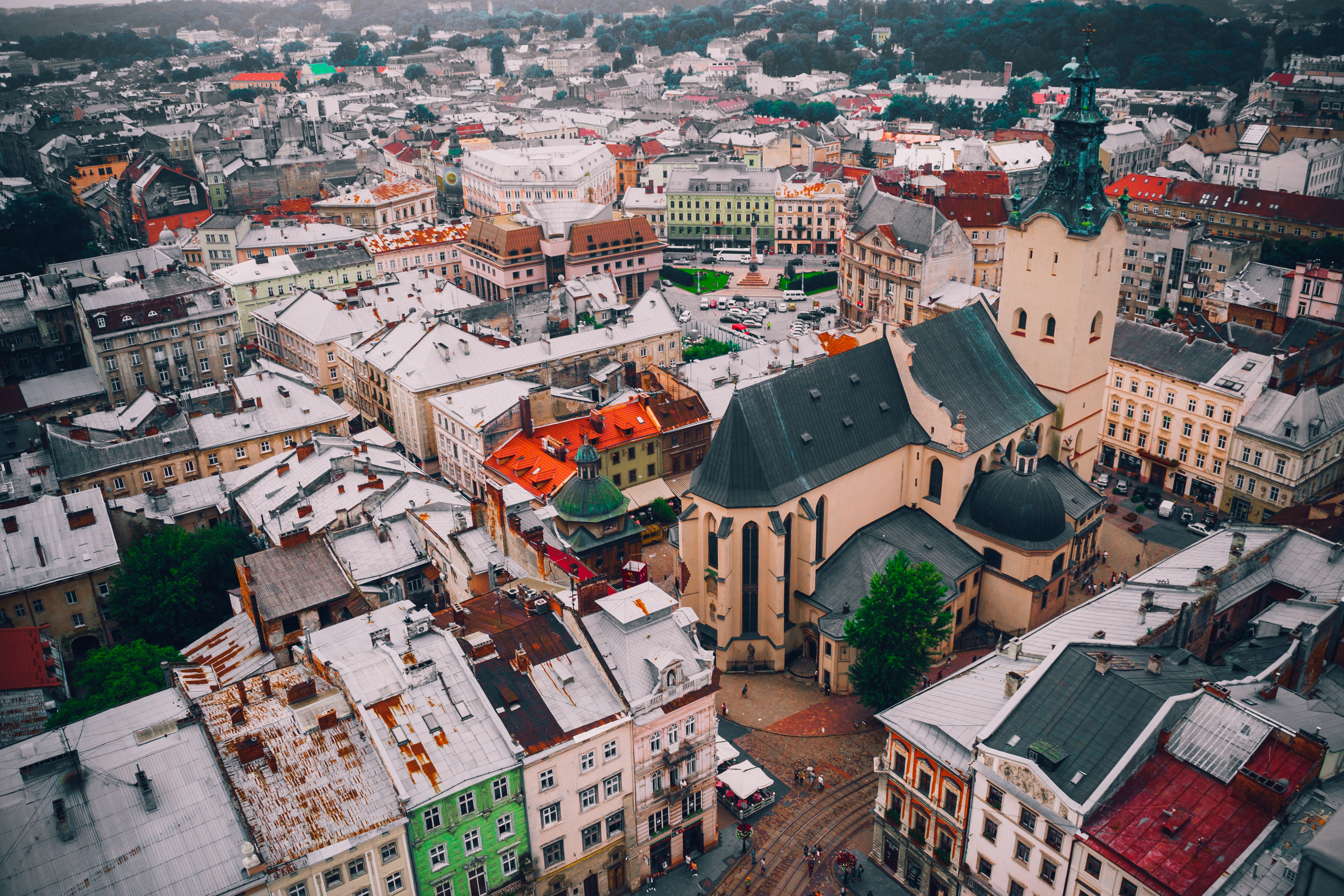 Doors opening for ministry in Eastern Europe