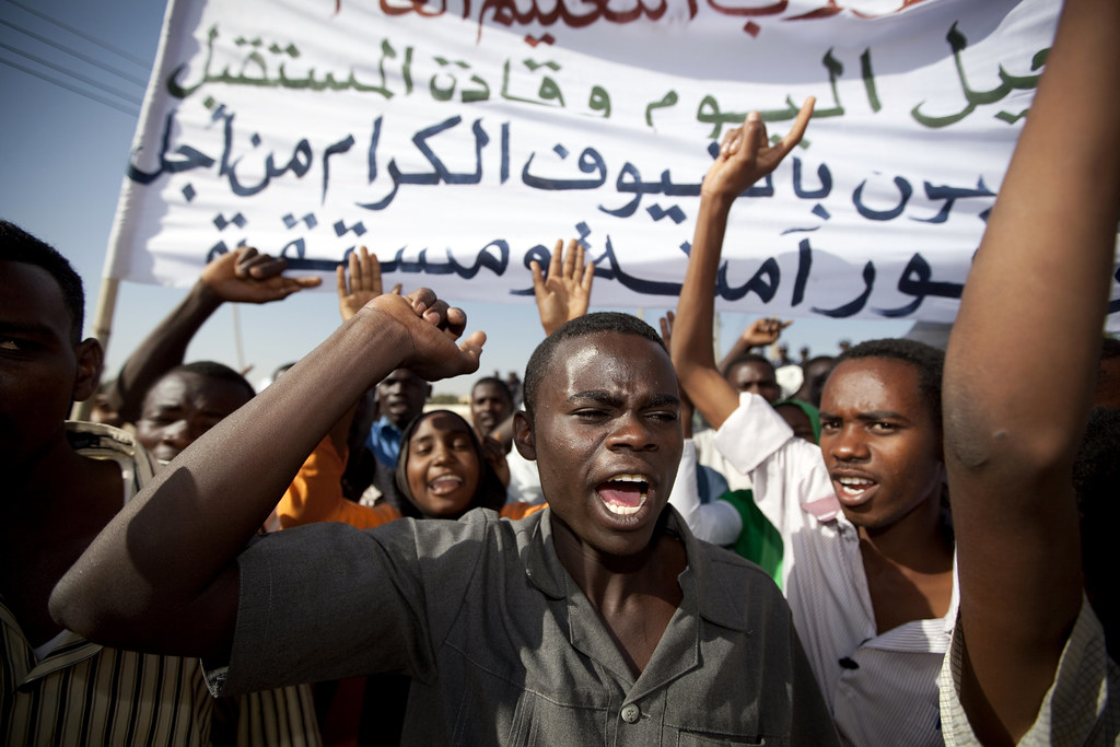 Sudan coup leader steps down after one day