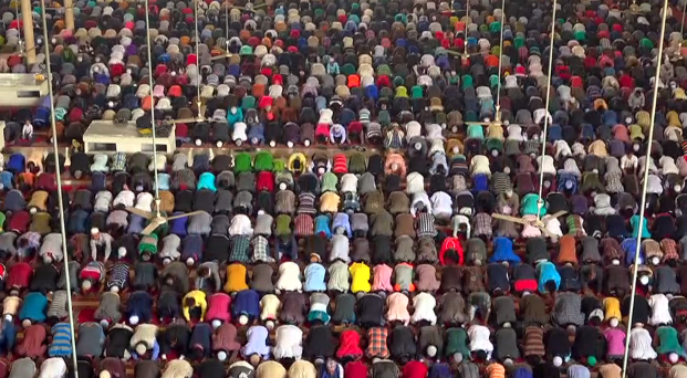 Want to change the Muslim world? Pray.
