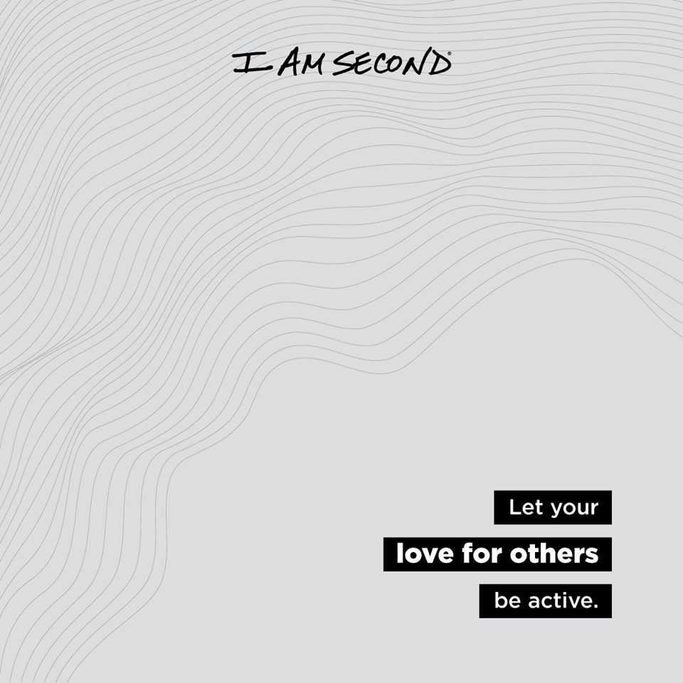 I Am Second: share your God story