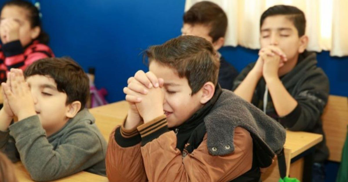 Education paves a positive future for refugee children in Lebanon