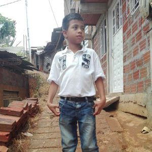 AMG child sponsorship - colombia