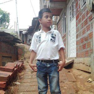 AMG child sponsorship - colombia