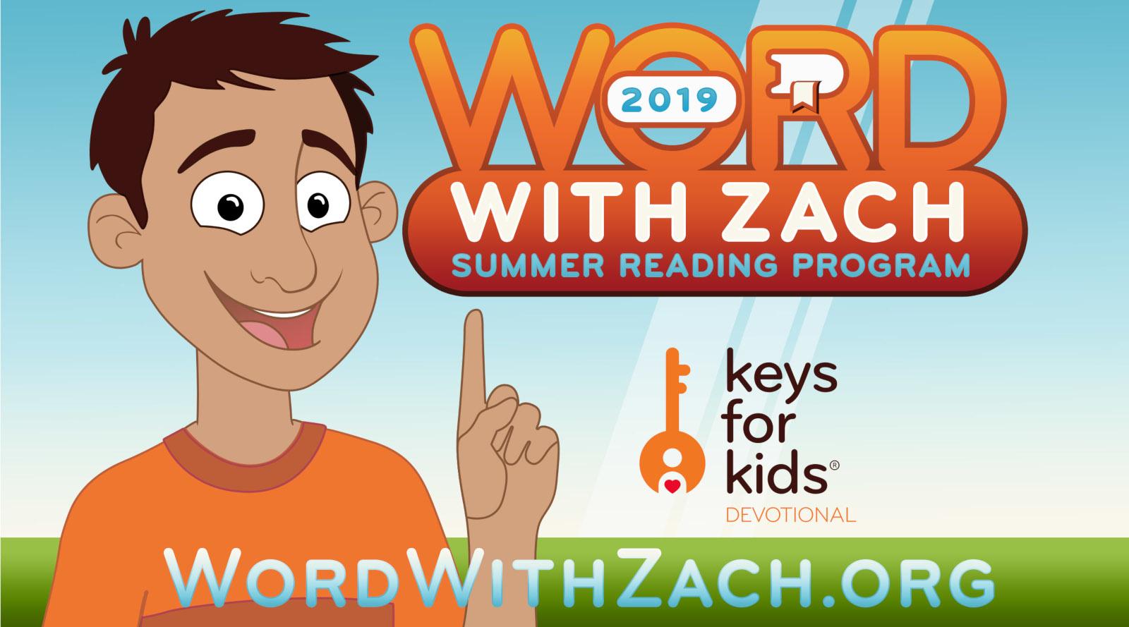Kids can grow spiritually through reading this summer!