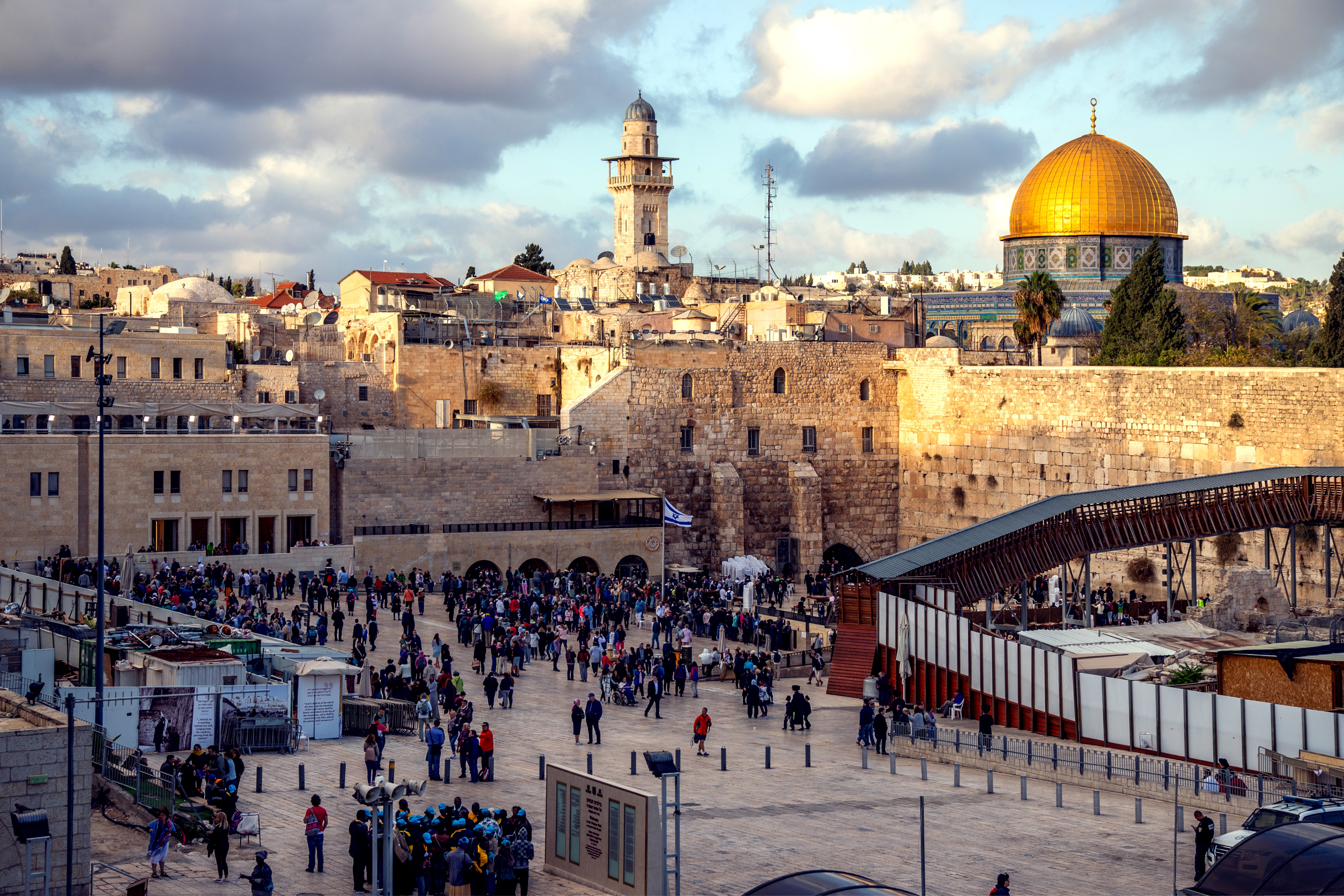 The Shepherd Society: serving in the Holy Land