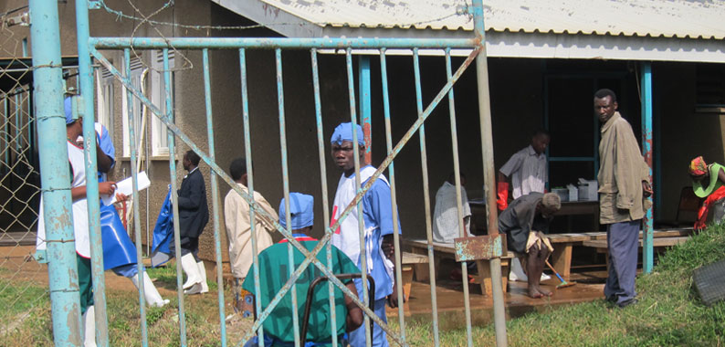 Uganda, Ebola