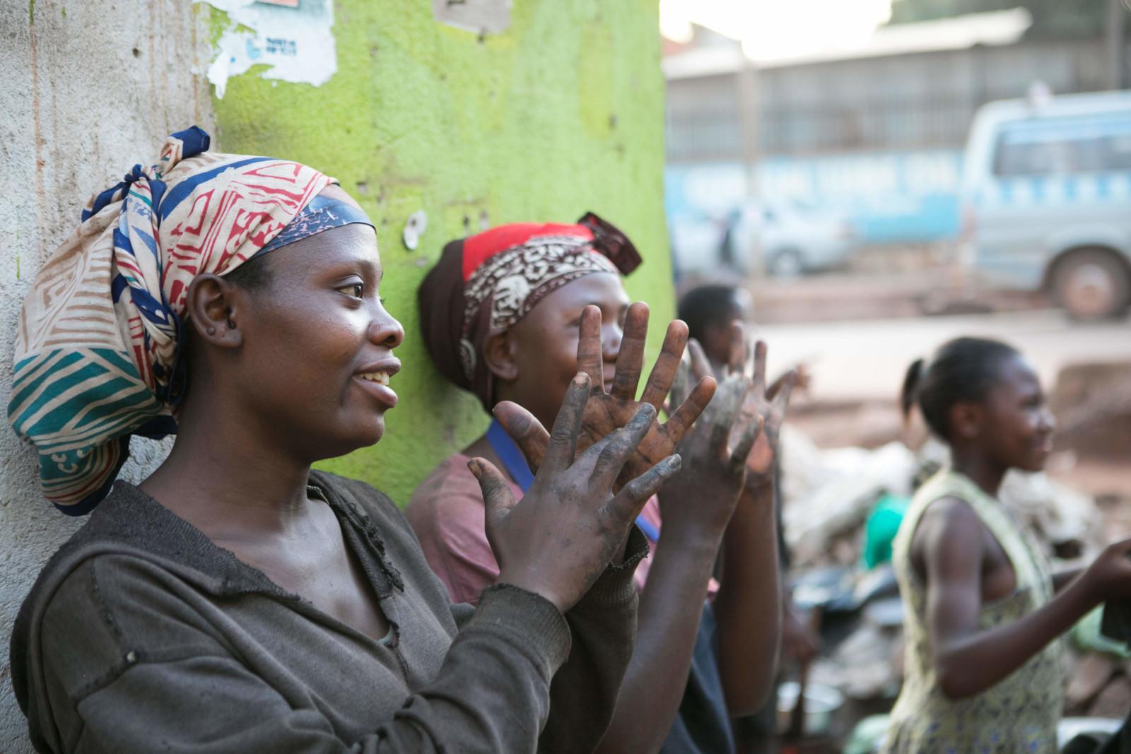 Scripture engagement training empowers Deaf Christians